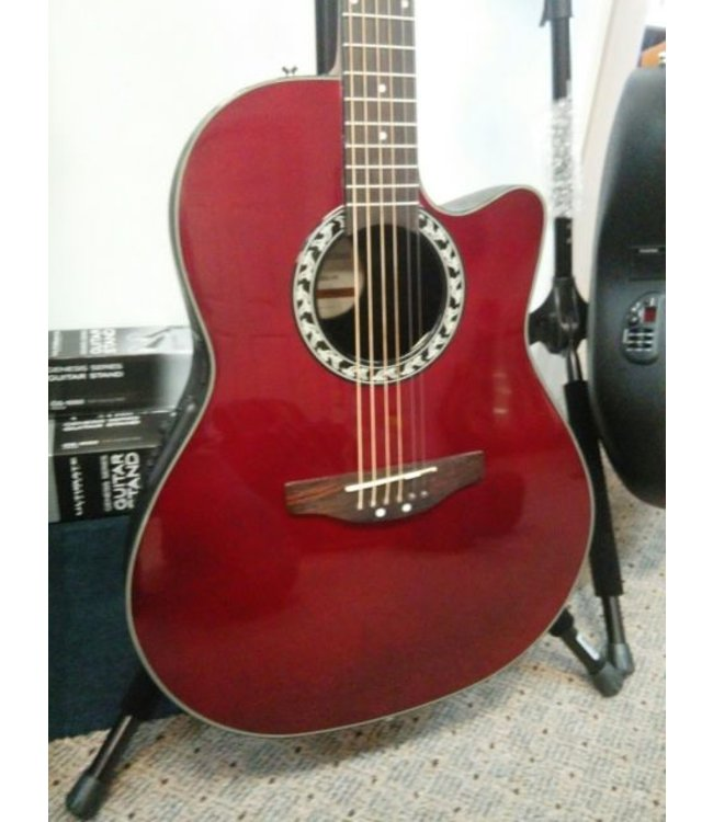 OVATION OVATION APPLAUSE AB 24 RR RUBY RED