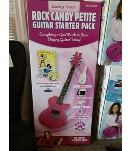 DAISY ROCK ROCK CANDY STARTER PACK W/AMP