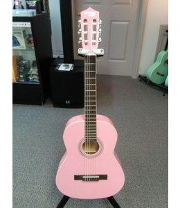 DARLING DIVA Acoustic Guitar Pack Pink