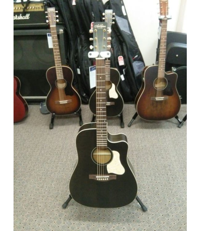 ART & LUTHERIE ART & LUTHERIE AMERICANA CW DREADNOUGHT FADED BLACK