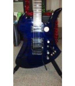B.C. Rich Mockingbird Mk7 Cobalt Blue