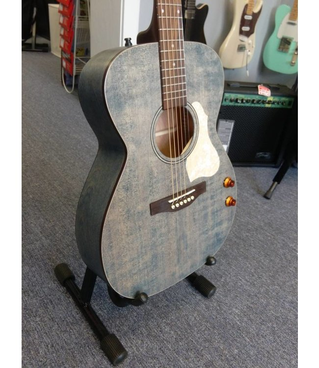 ART & LUTHERIE Art & Lutherie Roadhouse Q-Discrete With Bag 2018 Denim Blue