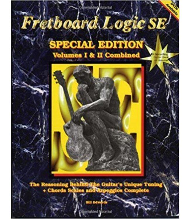 Fretboard Logic SE Combo Books I+II
