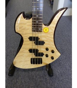 B.C. Rich MK3 BASS QUILT MAPLE TOP