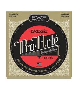 D'ADDARIO EXP45 Coated, Normal Tension