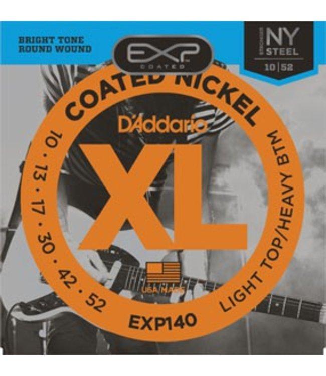 D'ADDARIO D'ADDARIO EXP140 ELEC GTR LITE/HEAVY BOTTOM