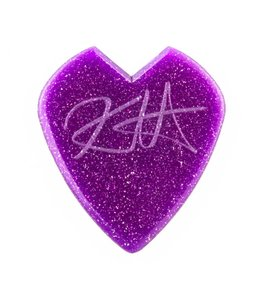 DUNLOP Kirk Hammett Purple Jazz III Pick