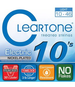 CLEARTONE Cleartone Electric 10-46