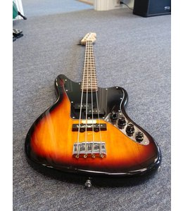 SQUIER Squier Vintage Modified Jaguar Special Electric Bass, 3-Color Sunburst