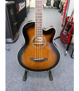 IBANEZ Ibanez Acoustic-Electric Bass Guitar Dark Violin Sunburst AEB10EDVS