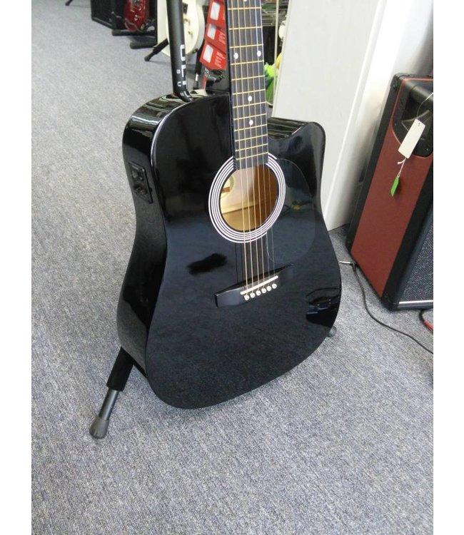 SQUIER Squier SA-105CE Acoustic/Electric Guitar
