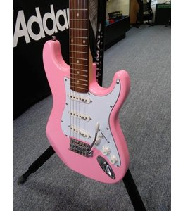 "STAGG Standard ""S"" Electric Guitar 3/4 Model Pink"