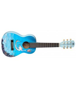 LUNA Aurora Mermaid 1/2 Acoustic Nylon