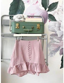 Peony Ruffle Skirt