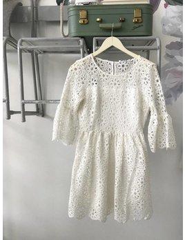 LAUPER Lace Bell Sleeve Dress