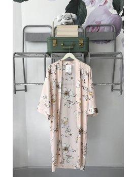 Blush Floral Kimono