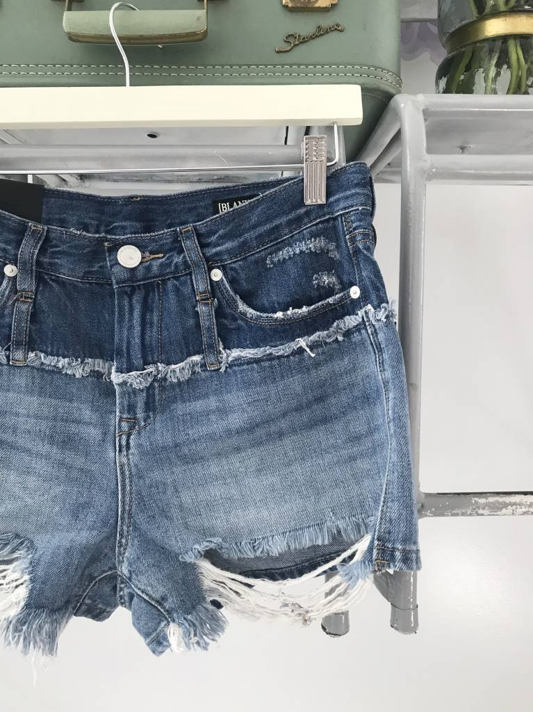 Mean Streak Denim Shorts