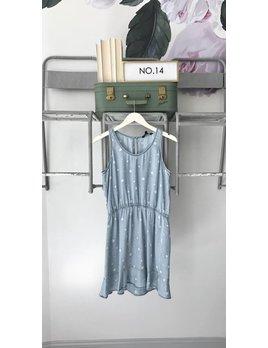 Star Denim Dress