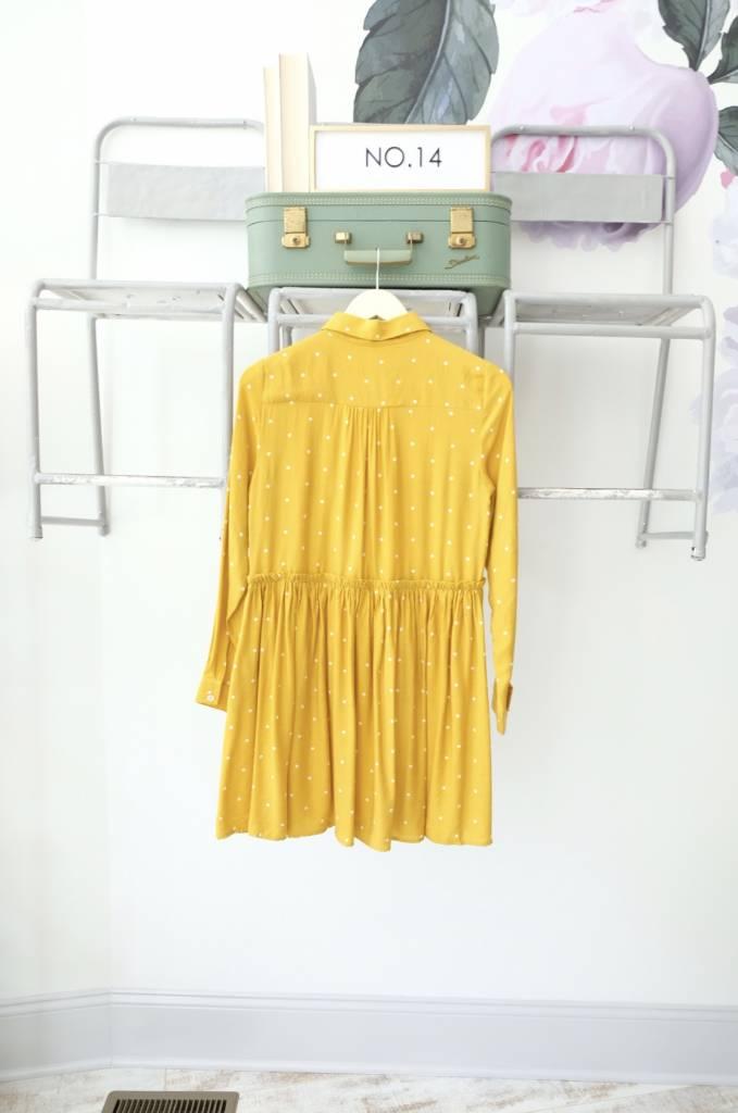 Merigold Polka Dot Dress