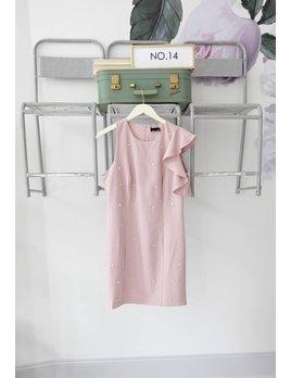 Pearl Beaded Dress
