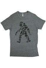 Icon Sasquatch - T Shirt