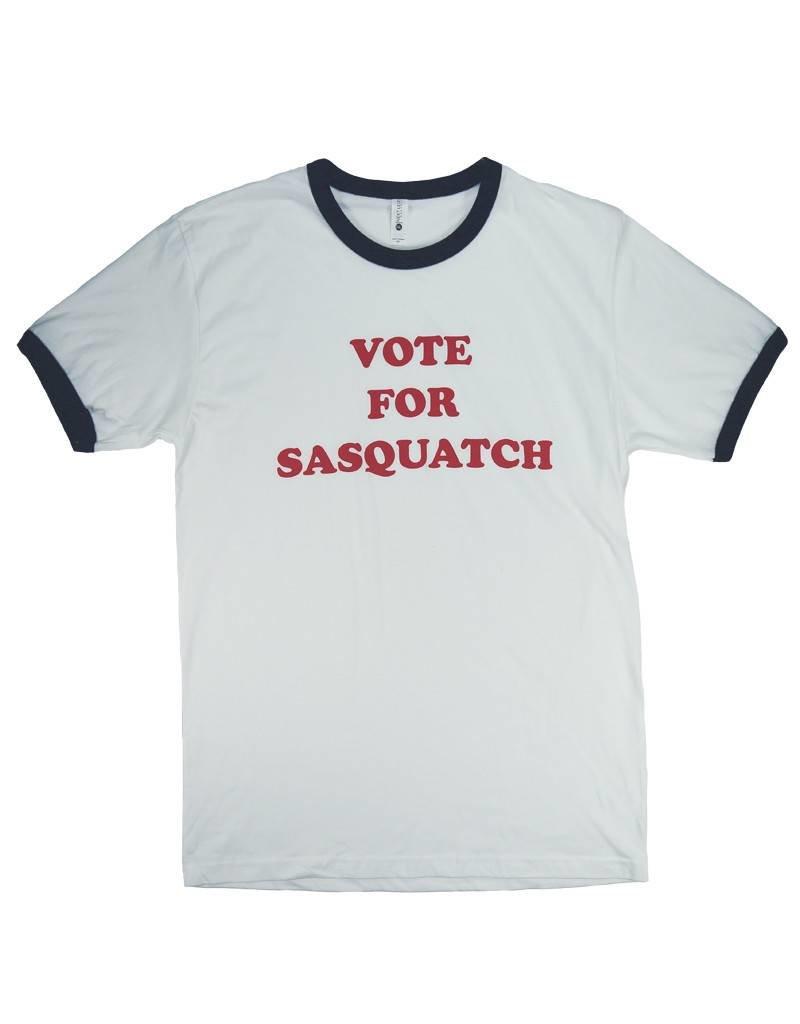 Vote for Sasquatch - T Shirt