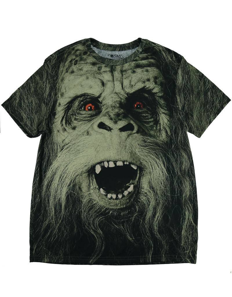 YOU ARE THE SASQUATCH - Sublimated T Shirt