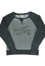 Feed Your Wild Side - Crew Sweatshirt