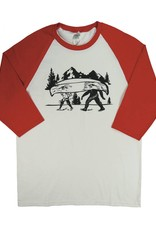 Sasquatch Portage - Raglan