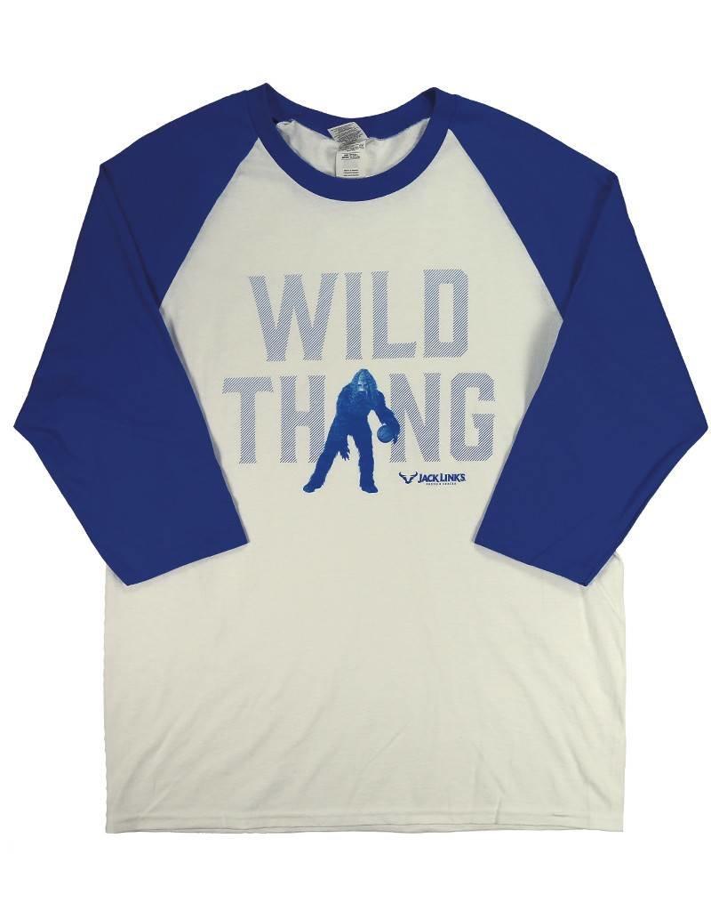 Basketball Collection, Wild Thing - Raglan