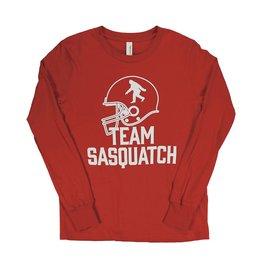 Football Team Sasquatch - Long Sleeve