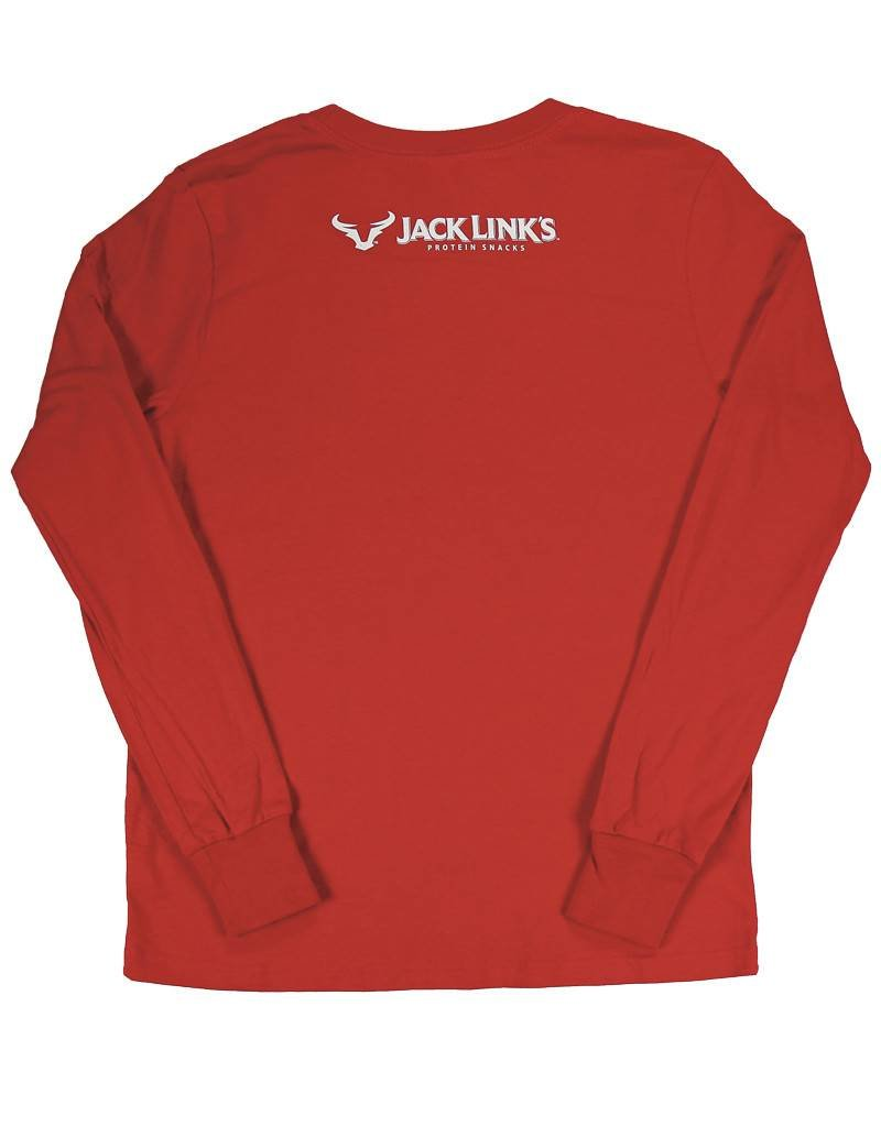 Football Team Sasquatch - Youth Long Sleeve