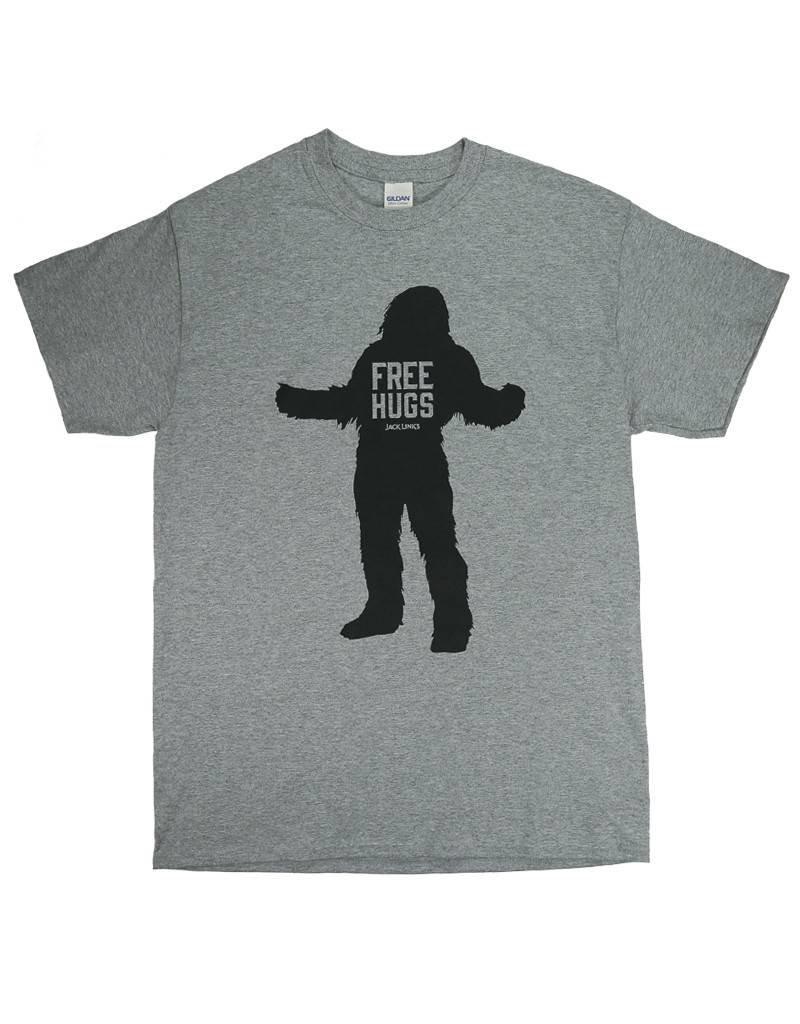 Free Hugs Sasquatch - T Shirt