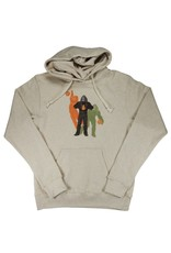 Basketball Collection Sasquatch Hoodie