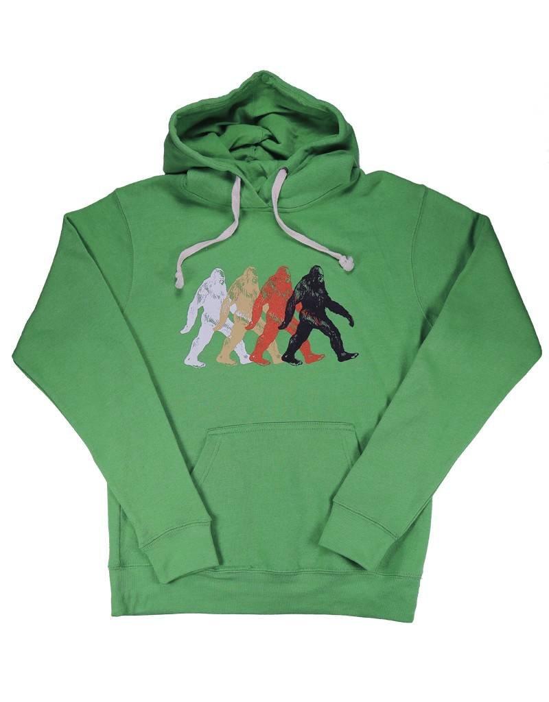 Sasquatch Walking - Pullover Hoodie