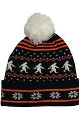 Winter Sasquatch - Knit Beanie