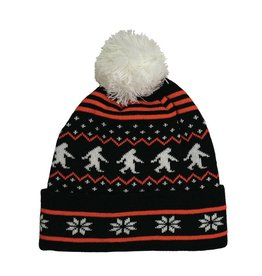 Winter Sasquatch - Knit Beanie