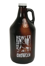 Howler Growler - 64 fl. oz. Glass