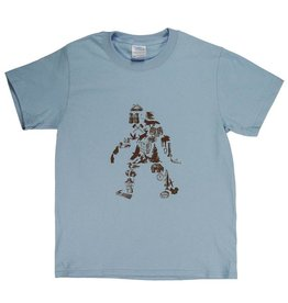 Sasquatch Icon - Youth T Shirt