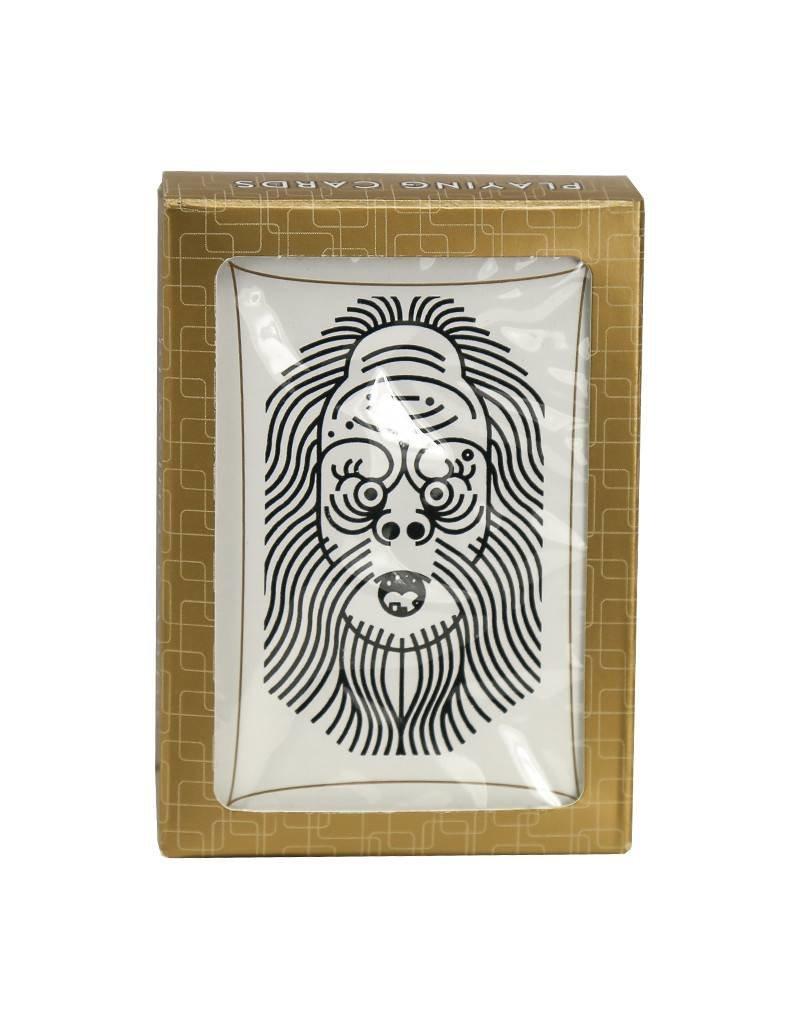 Sasquatch - Deck of Cards