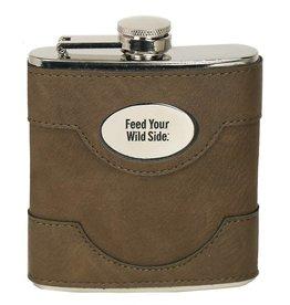 Feed Your Wild Side™ - Bootlegger Flask
