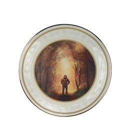 Sasquatch Autumn - China Plate