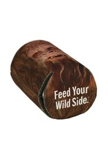 Sasquatch - Sublimated Can Koozie