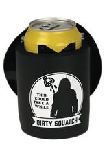 Dirty Sasquatch - Shower Koozie