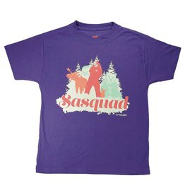 Sasquad -  Youth T Shirt