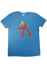 Sasquatch Takin' It To The Hoop - T Shirt