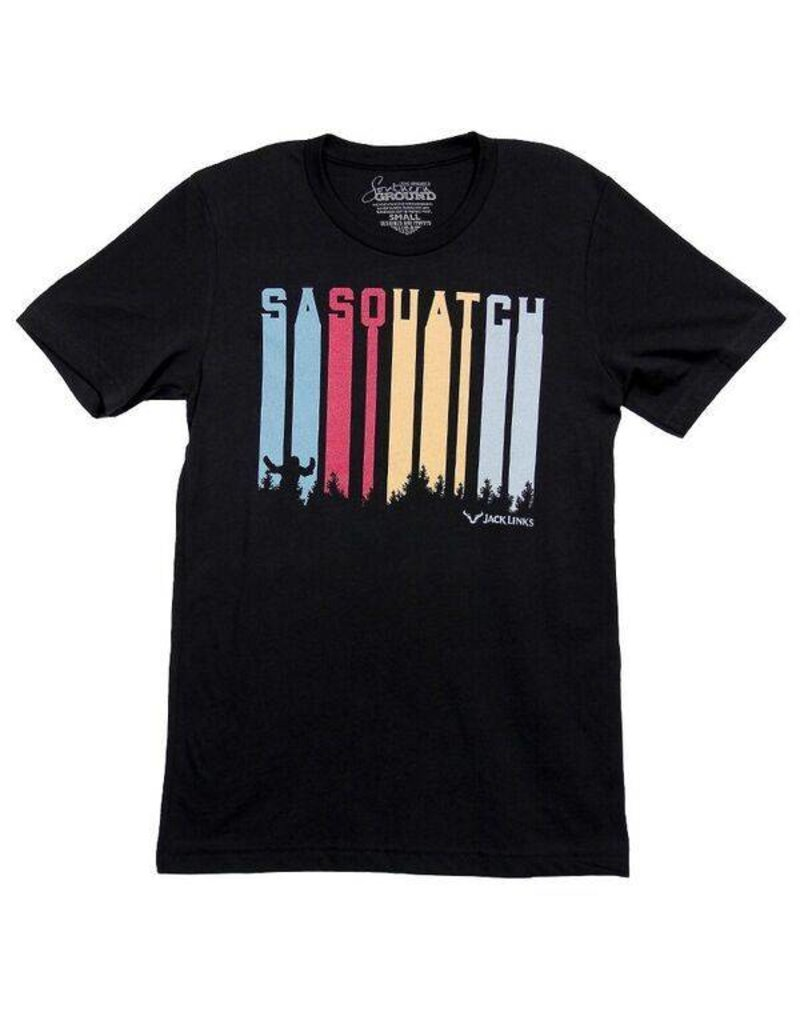 Sasquatch Colors T Shirt
