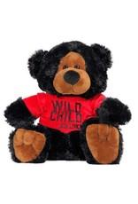 Plush Animal - Black Bear