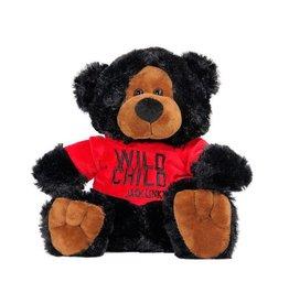Wild Child Plush Black Bear
