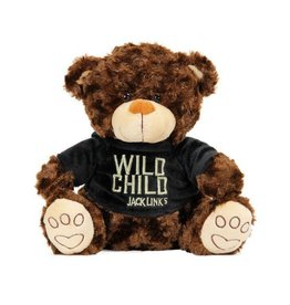 Wild Child Plush Brown Bear